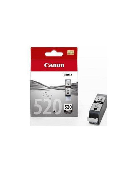 CARTUCHO CANON PGI-520BK NEGRO