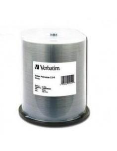TARRINA 100 CD VERBATIM 52X 700MB