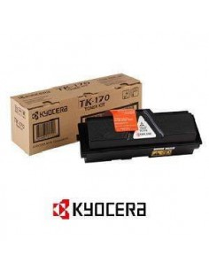 TONER KYOCERA TK-170 NEGRO PARA FS-1320D Y FS-1370DN