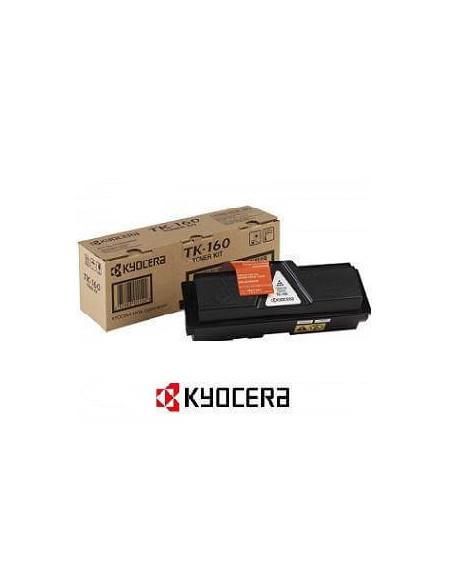 TONER KYOCERA TK-160 NEGRO PARA FS-1120D Y FS-1120DN