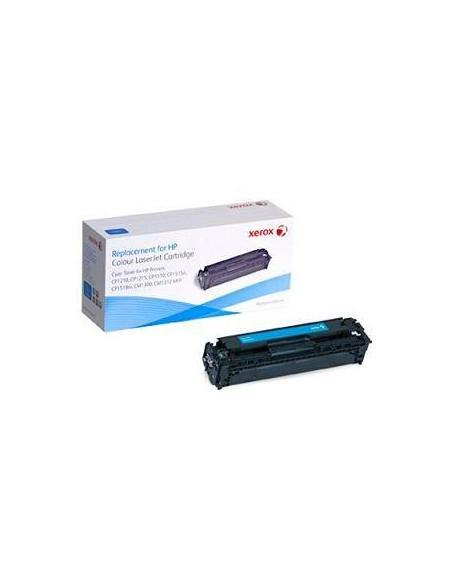 TONER XEROX PARA HP CB541A CIAN 003R99786