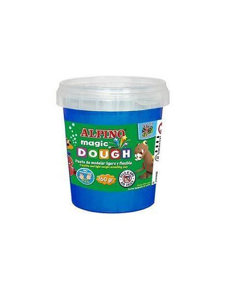 PASTA DE MODELAR ALPINO MAGIC DOUGH ENVASE DE 160 GR