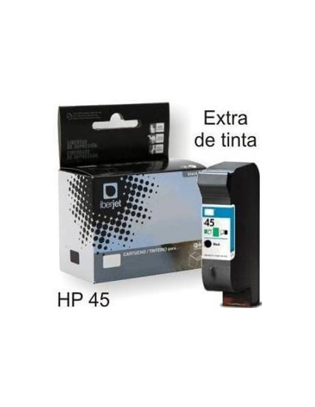 CARTUCHO COMPATIBLE HP 51645A Nº 45