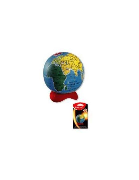 SACAPUNTAS GLOBE 1 ORIFICIO