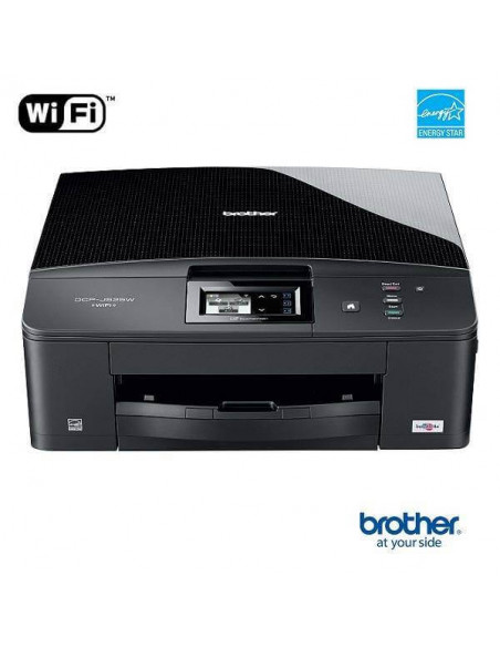 EQUIPO MULTIFUNCION INKJET BROTHER DCP J525W A4