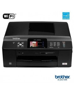 EQUIPO MULTIFUNCION INKJET BROTHER MFC J625DW A4