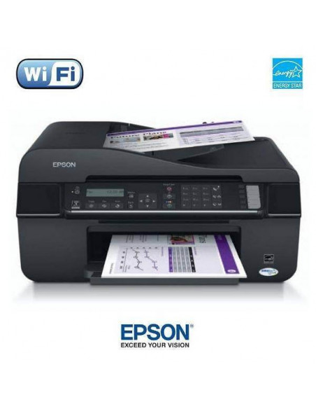 EQUIPO MULTIFUNCION EPSON WORKFORCE WF-2540WF