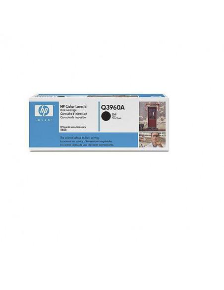 TONER HP Q3960A NEGRO LJ 3660/2820 5000 PG 122A